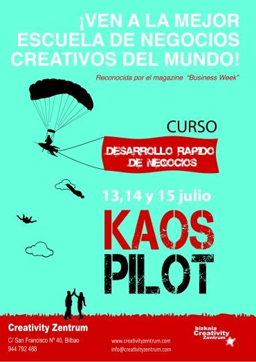 kaos pilot desarrollo negocios Creativity Zentrum